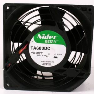 HP Proliant DL760 G2 Nidec TA600DC 12V 10A  Cooling Fan 269775-001 A34969-90