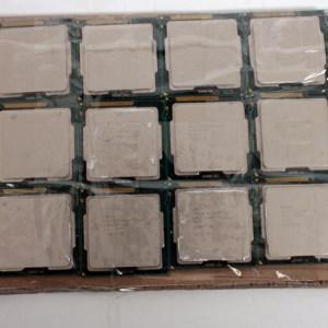 17 Adet SR05H Intel Celeron CPU G530 2M Cache, 2.4GHz, 850 MHz, LGA1155