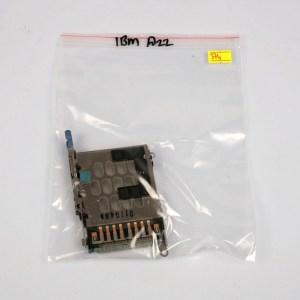 IBM ThinkPad A22m PCMCIA Card Slot 01104NB