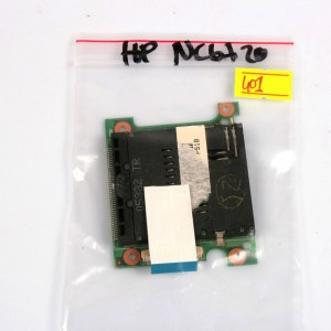 Hp Compaq NC6120 NX6110 Card Reader /W Cable 6050A2005901