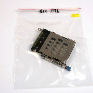 IBM ThinkPad A21m PCMCIA Card Slot 00437ND, 08K6605