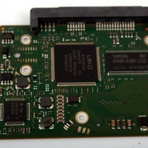 SEAGATE ST3250318AS 250GB SATA 2,5 HARD DİSK/PCB (DEVRE KARTI) DATA KURTARMA İÇİN
