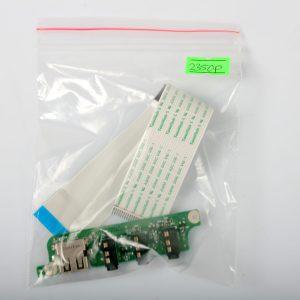 VESTEL 154NP-T72-TD5P Usb & Audio Port Board /W Cable