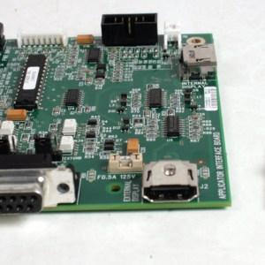 Zebra ZE500-4 Thermal Label Printer  INTERFACE BOARD, P1042562-01,