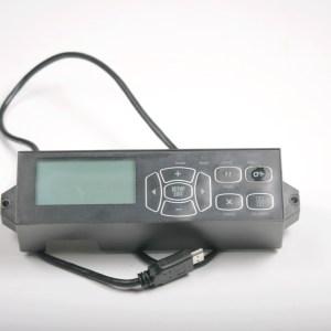 Zebra ZE500-4 Thermal Label Printer Control Panel P1044916