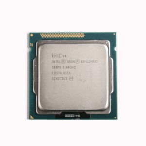 INTEL XEON E3-1240 V2 3.40Ghz Server FCLGA1155  Processor CPU
