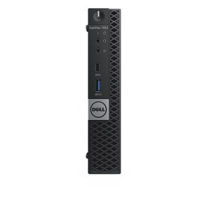 DELL Optiplex 7050 MFF Mini Pc  I5-7500 / 8GB / 256 M.2 SATA SSD