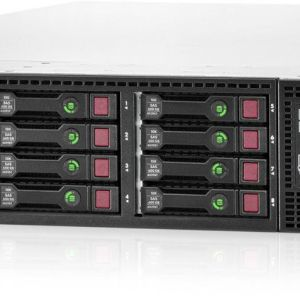 HP Proliant DL380P Gen8 1 x Intel Xeon E5-2630 2.80Ghz. CPU + 32GB Ram