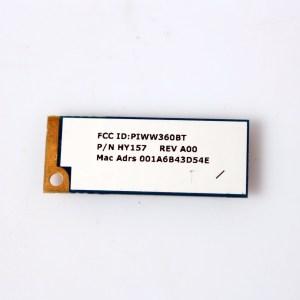 Dell D610, D620, D630, D820, D830 E1705 9100 9300 Bluetooth Adapter HY157 PIw360bt, PIW632500516610