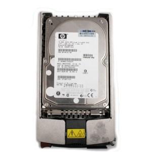 "HP 72GB 15K U320 SCSI  3.5"" HARDDİSK & KIZAK BF072863B6 306641-003"
