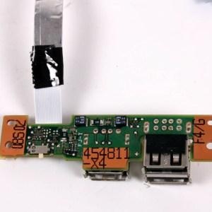 FUJITSU Lifebook E780 USB Port Board & Cable 454811-X4