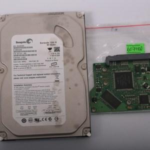 SEAGATE ST380915AS 80GB SATA 3,5 HARD DİSK/PCB (DEVRE KARTI) DATA KURTARMA İÇİN