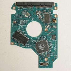 TOSHIBA MK509GSX 80GB 2,5 SATA HARD DRIVE / PCB (CIRCUIT BOARD) ONLY FOR DATA