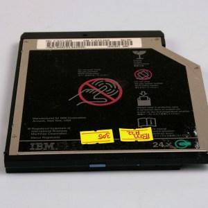 IBM ThinkPad A22m  CD-ROM, 27L3436, 27L3435