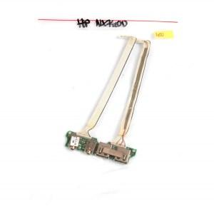 Hp Compaq nx7400 USB & Audio Board 6050A2042601