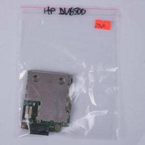 HP Pavilion DV6500 PCMCIA Card Slot Cage 35AT6NB0011