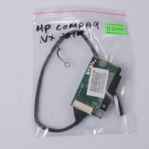 HP Compaq NX7010 Card Reader Board 336963-001 LS-1704