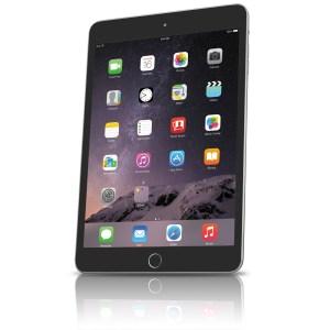 Apple IPad MINI 3 64GB Wifi + 4G Uzay Grisi Parmak İzi Okuyucu Arızalı