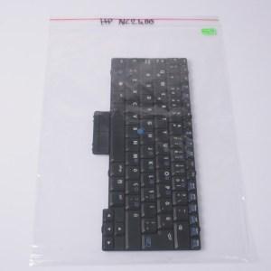 HP Compaq nc2400 TR Turkish Q Keyboard 412782-141