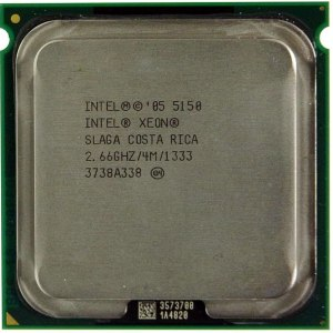 INTEL Xeon 5150 2.66GHz 12M 1333MHz LGA771 SLASB