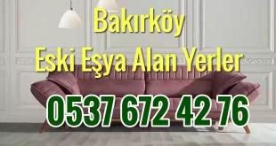 Bakırköy Eski Eşya Alan Yerler #1 4