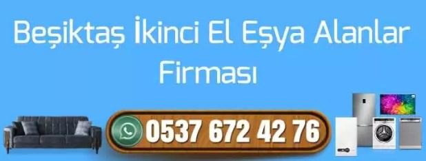 Beşiktaş 2.El Beyaz Eşya Alanlar