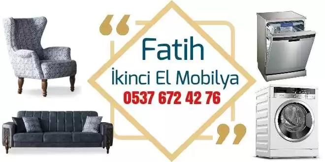Fatih İkinci El Mobilya Alan Yerler - 2.El Spot Eşya Fatih - Fatih Eskiciler Pazarı 1