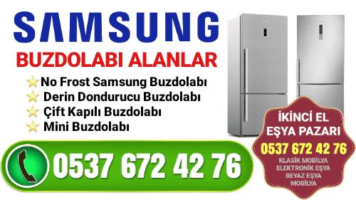 İkinci El Samsung Buzdolabı 1
