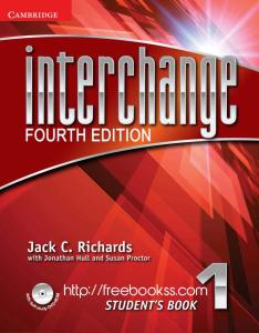 Interchange Intro Student's Book with DVD-ROM Fourth Edition