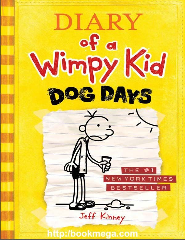 Diary of a Wimpy Kid Book: Dog Days (Book 4)