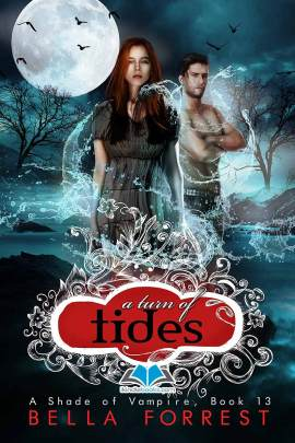 A Shade of Vampire 13: A Turn of Tides ebook EPUB/PDF/PRC/MOBI/AZW3