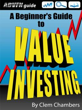 ADVFN Guide: A Beginner's Guide to Value Investing ebook EPUB/PDF/PRC/MOBI/AZW3
