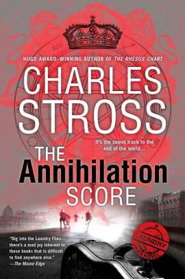 The Annihilation Score ebook EPUB/PDF/PRC/MOBI/AZW3