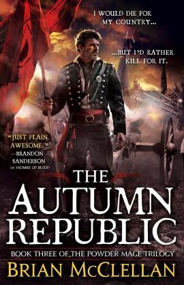 The Autumn Republic ebook EPUB/PDF/PRC/MOBI/AZW3 by Brian McClellan