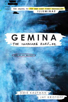 Gemina (The Illuminae Files #2) by Amie Kaufman & Jay Kristoff ebook epub/pdf/prc/mobi/azw3 free download