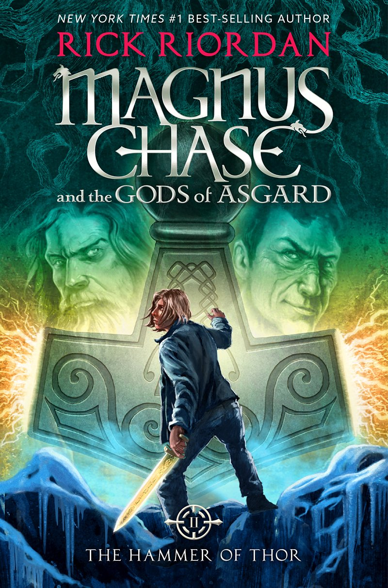 The Hammer of Thor (Magnus Chase and the Gods of Asgard Book 2)