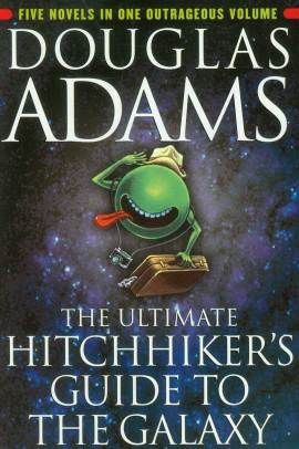 The Ultimate Hitchhiker's Guide to the Galaxy ebook epub/pdf/prc/mobi/azw3