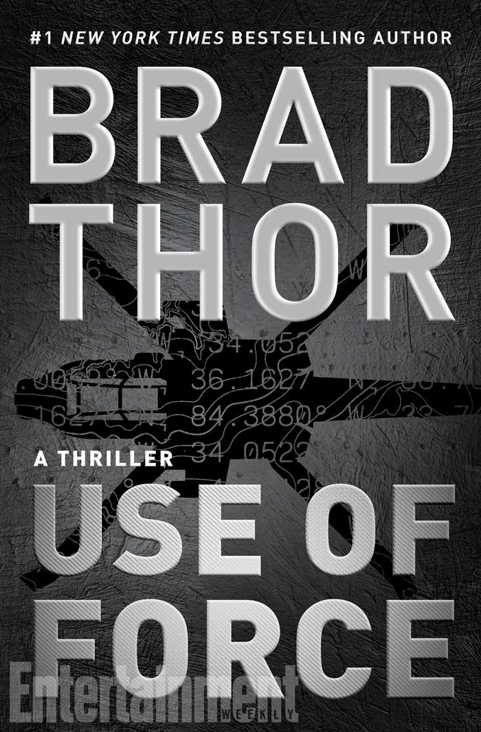 Use of Force (The Scot Harvath Series)