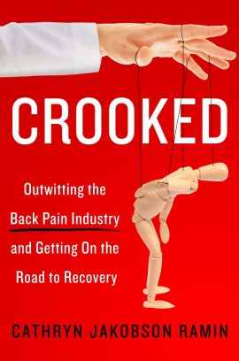 Crooked: Outwitting the Back Pain Industry and Getting on the Road to Recovery ebook epub/pdf/prc/mobi/azw3 download free