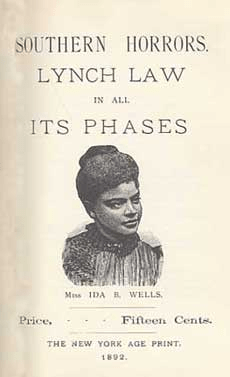 Southern Horrors: Lynch Law in All Its Phases ebook epub/pdf/prc/mobi/azw3 download free