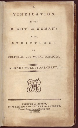 A Vindication of the Rights of Woman ebook epub/pdf/prc/mobi/azw3 download free