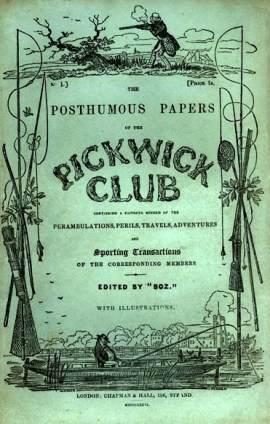 The Pickwick Papers ebook epub/pdf/prc/mobi/azw3 download free