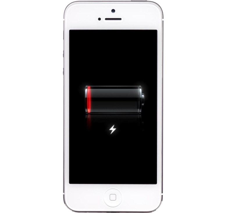 Mere strøm på min iPhone
