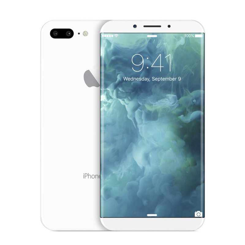Nyheder omkring iPhone 8