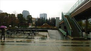 東京ミッドタウン~芝生広場