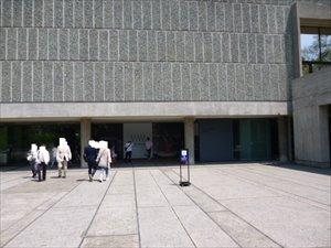 国立西洋美術館~常設展バリアフリー