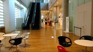 国立新美術館 バリアフリー