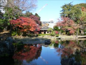 靖国神社バリアフリー