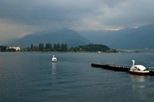 富士五湖ドライブコース~本栖湖から湖北ビューラインへ