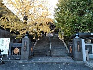 東京大仏・乗蓮寺
